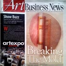 Art Business News featuring A.D. Cook 2007
