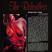 Aqua Cabana magazine featuring artist A.D. Cook