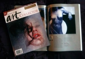 A.D. Cook in American Art Collector Oct 2010