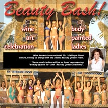 Beauty Bash Party, las Vegas, NV 2012