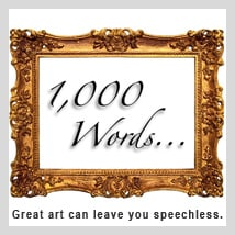 One Thousands Words to inspire