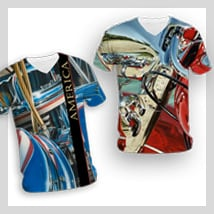 Mens shirts from A.D. Cook