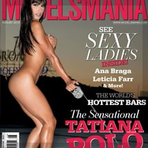 ModelsMania Magazine Cover, August 2012 (preview)