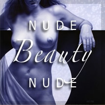 Nude Beauty Nude by A.D. Cook