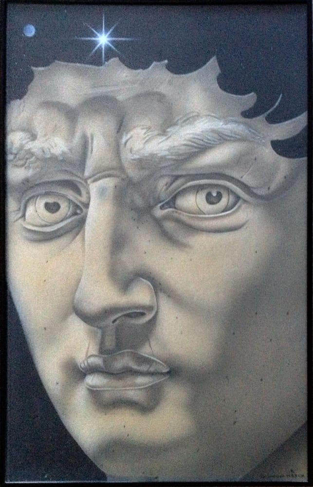 DAVID by A.D. Cook, 1988