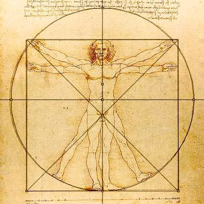 Vitruvian-Man