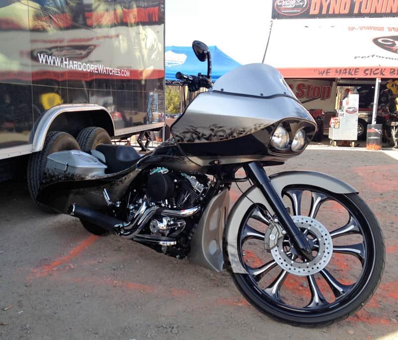 AZBikeWeek-Silver-Black-Bike