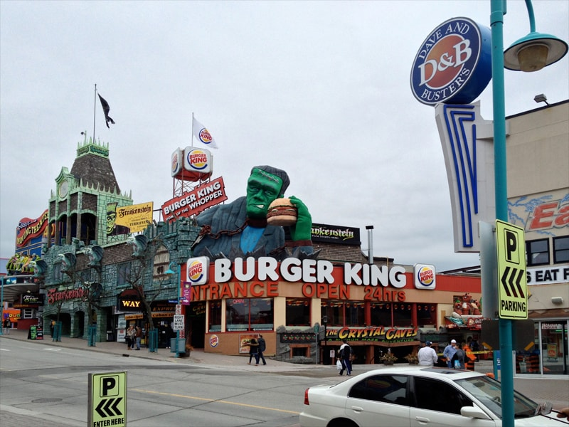 Niagara Falls, Canada 2013