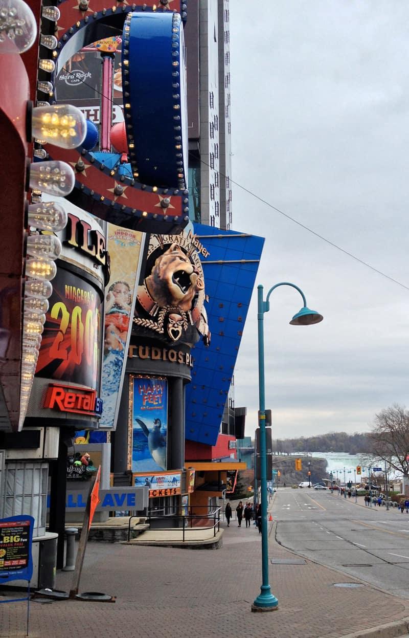 Canada Midway, MGM, Niagara Falls, Canada 2013.