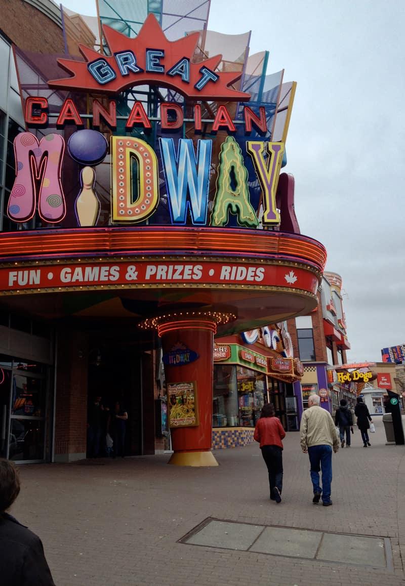 Canada Midway, Niagara Falls, Canada 2013.