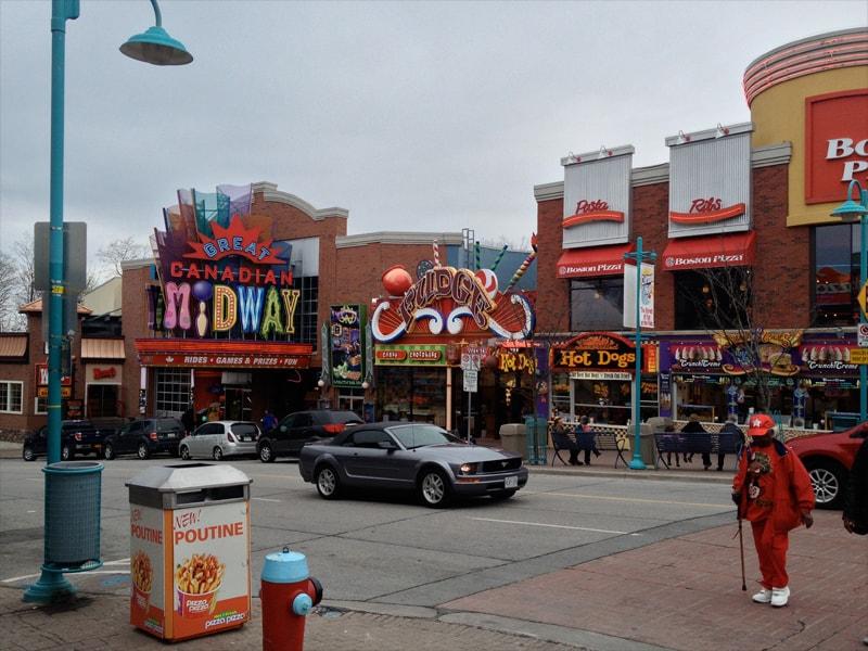 Canada Midway, Niagara Falls, Canada 2013