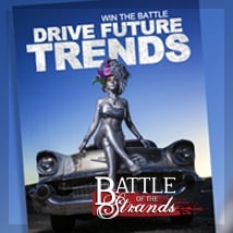 Drive Future Trends Battle of the Strands 2013