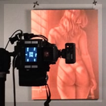 Photographing ARDOR by A.D. Cook 2013