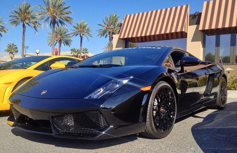 Lamborghini Gallardo at Italian Sports Car Day 2013, Las Vegas, NV.