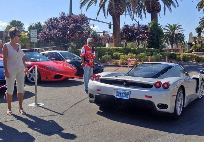 Ferrari Enzo at Italian Sports Car Day 2013