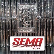 SEMA SHOW 2013 Preview