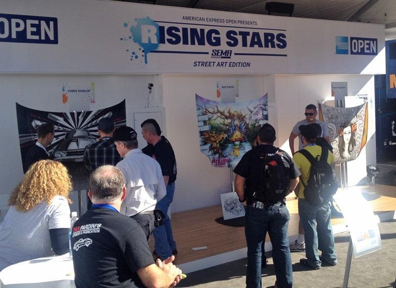 SEMA-2013-RisingStars