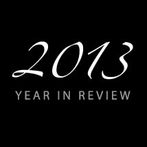 Year In Review 2013