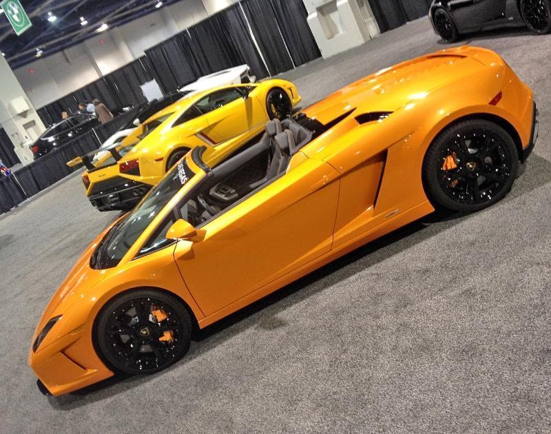 Lamborghini-Galladro-Spyder