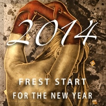 Fresh Start for the New Year 2014