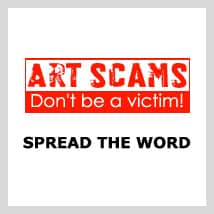 Art Scams - Don't be a victim
