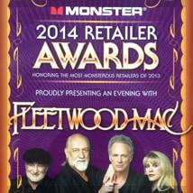 Fleetwood Mac at Retailer Awards 2014, Las Vegas