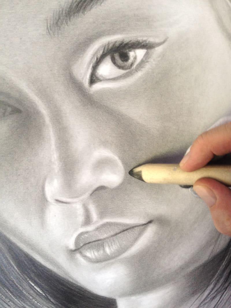 Drawing-Arianna