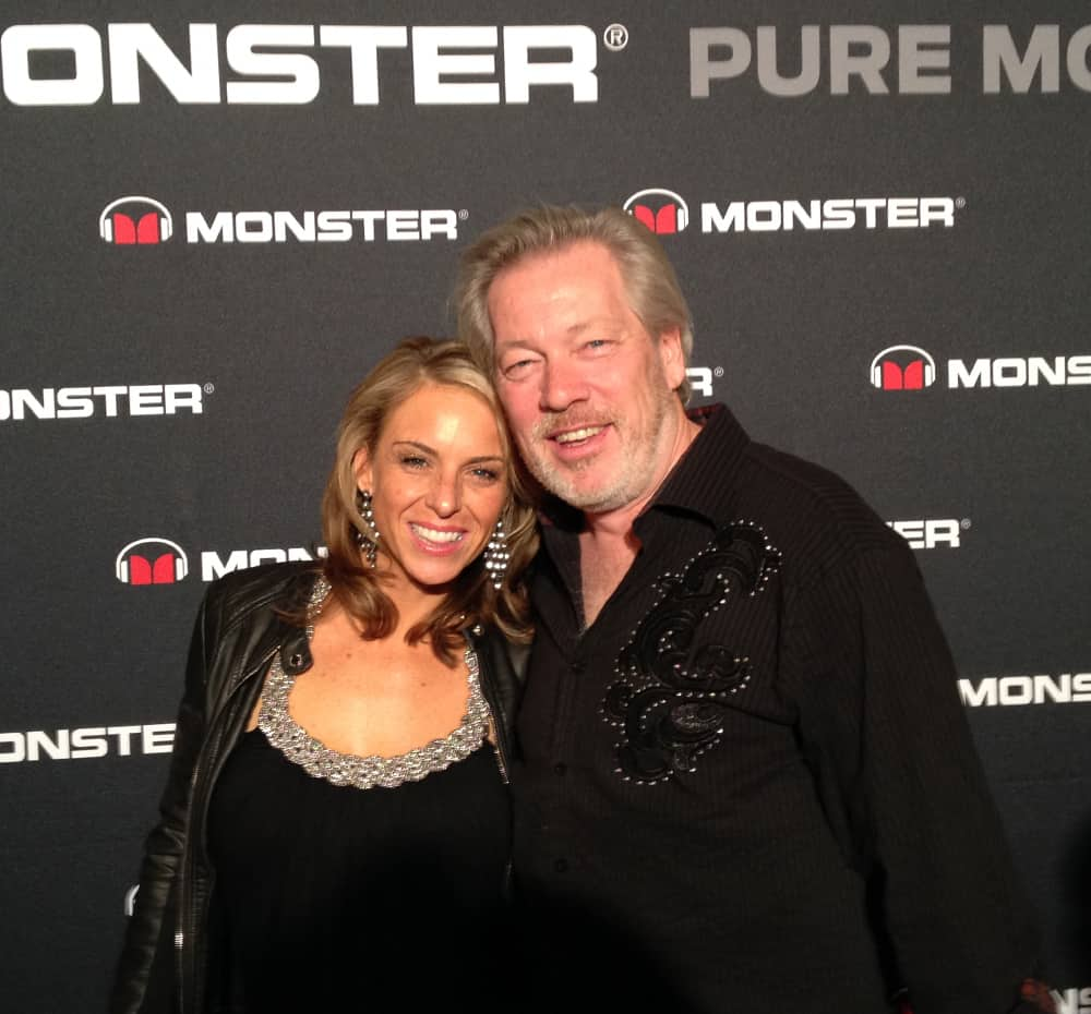 A.D. Cook Monster Red Carpet