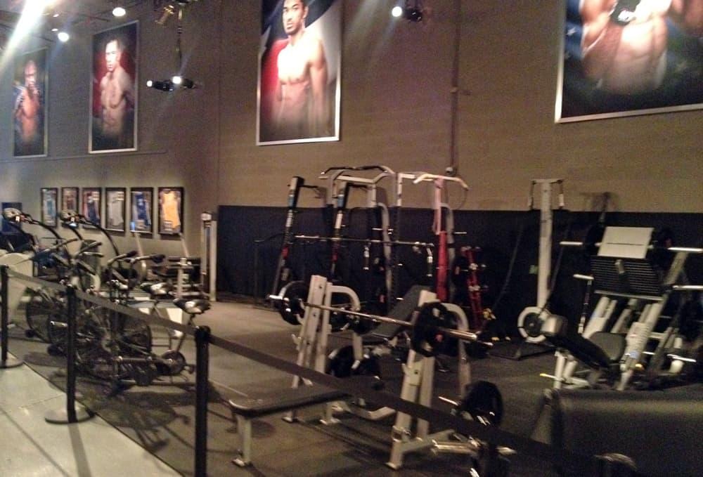 UFC Gym, Las Vegas, NV