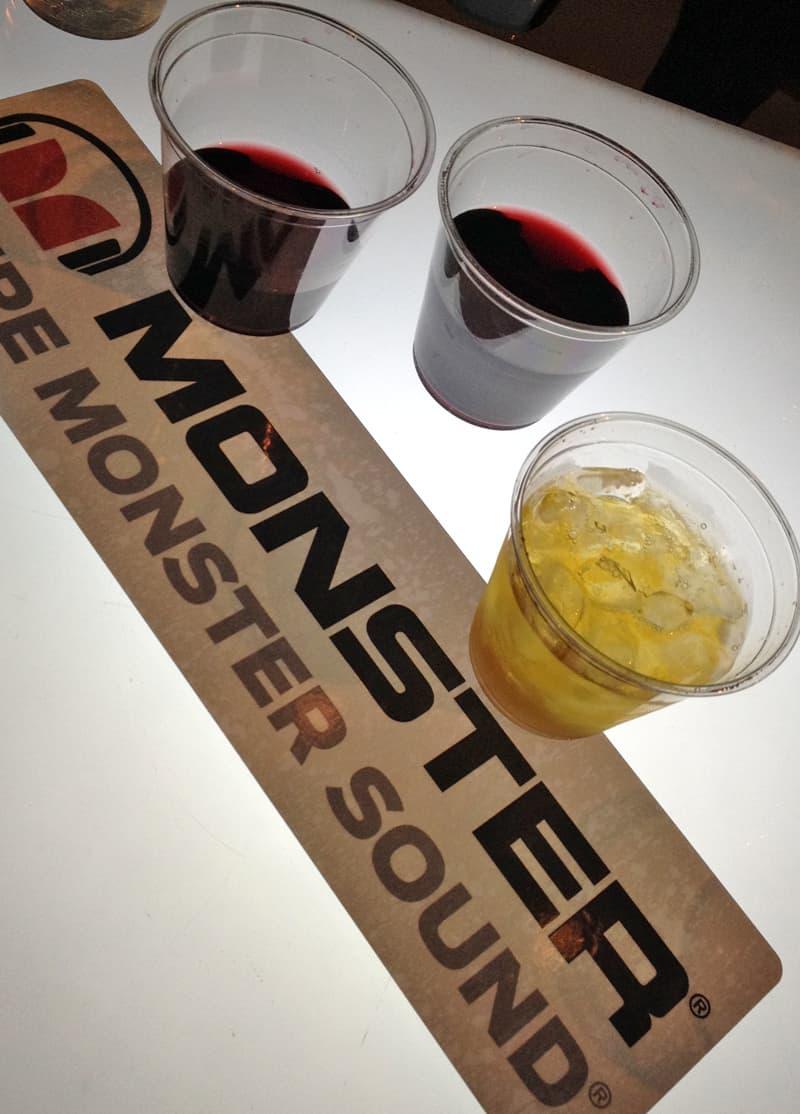 UFC Monster Drinks