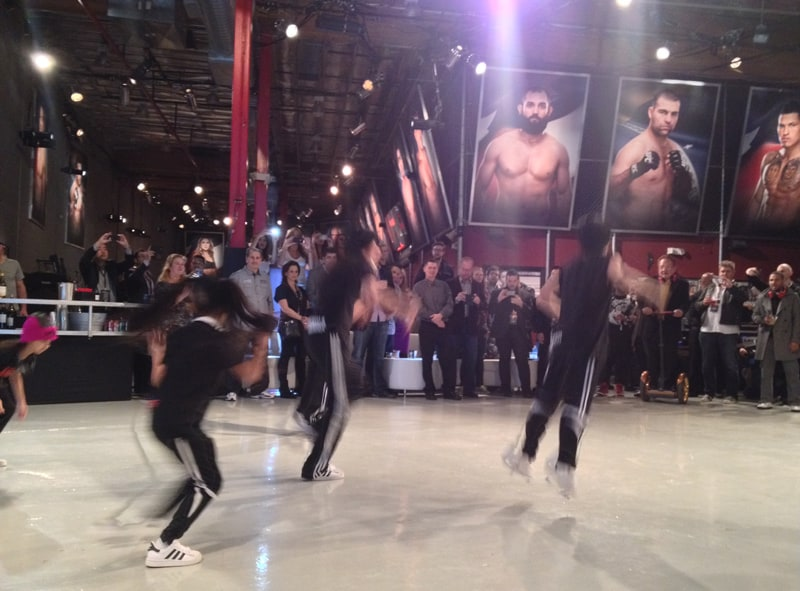 The Monster Kids Perform at UFC Party, Las Vegas, NV