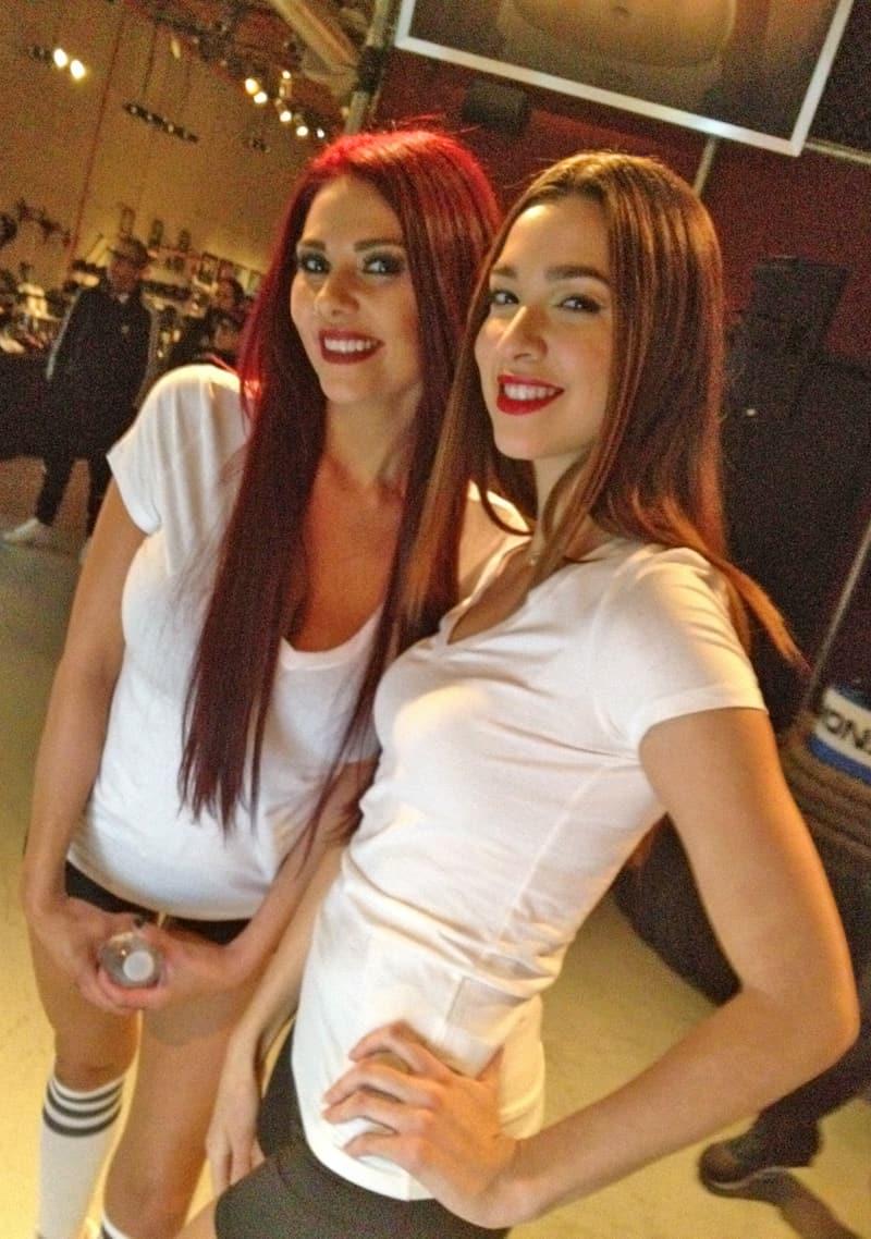 UFC Ocatagon Girls, Las Vegas, NV