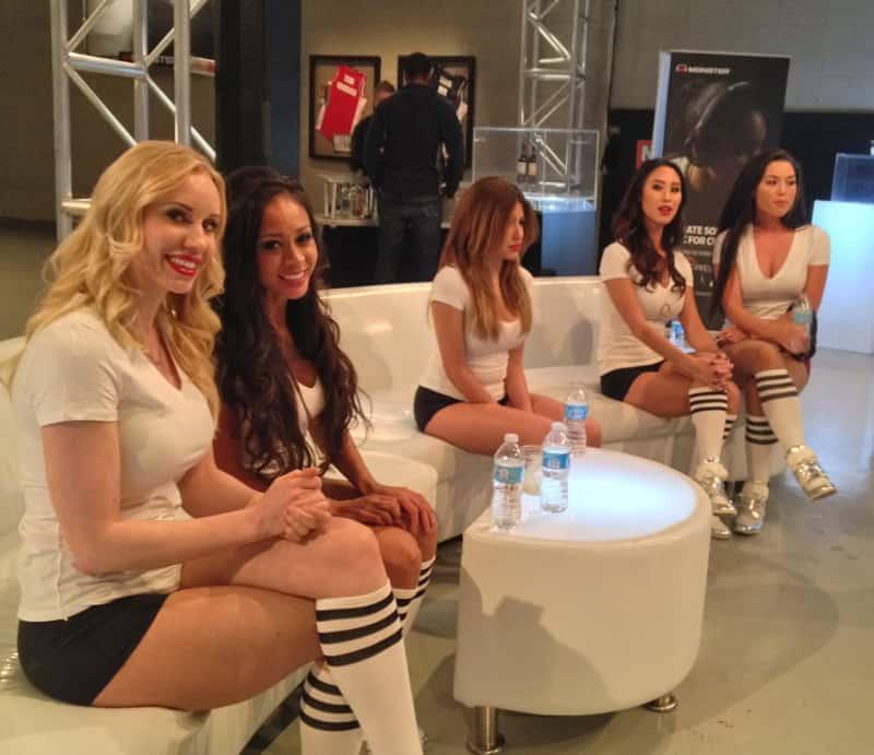 The Beautiful UFC Ocatgon Girls, Las Vegas, NV