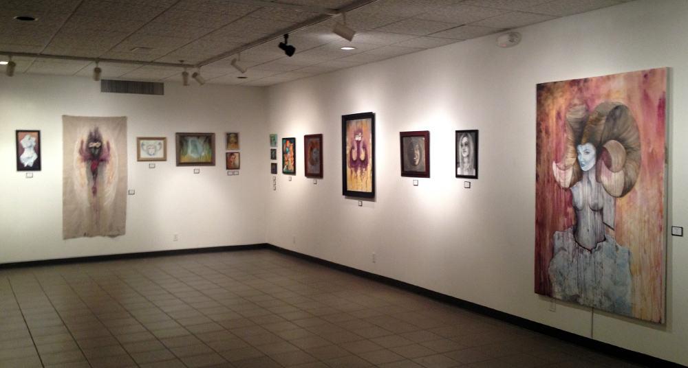 Jennifer's Art Show, Las Vegas, NV  01/01/14