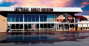 where magic happens - seth grabel at las vegas harley-davidsona.d