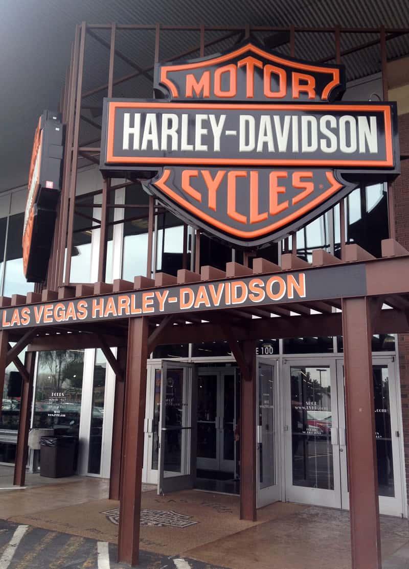 Las-Vegas Harley-Davidson, Las Vegas, NV