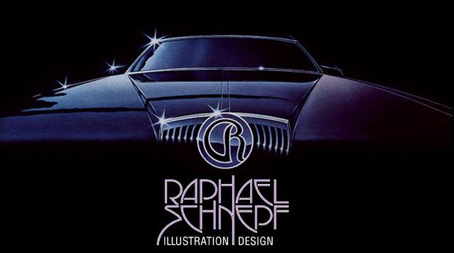 Raphael Schnepf - Illustration & Design, Portland, Oregon.