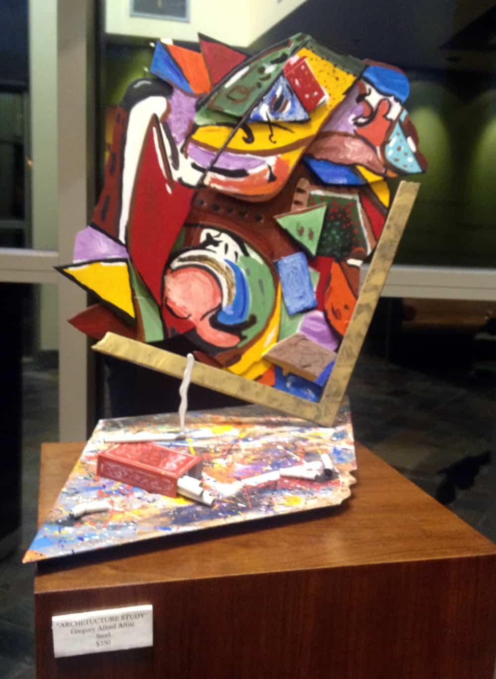 Gregory Allred Art
