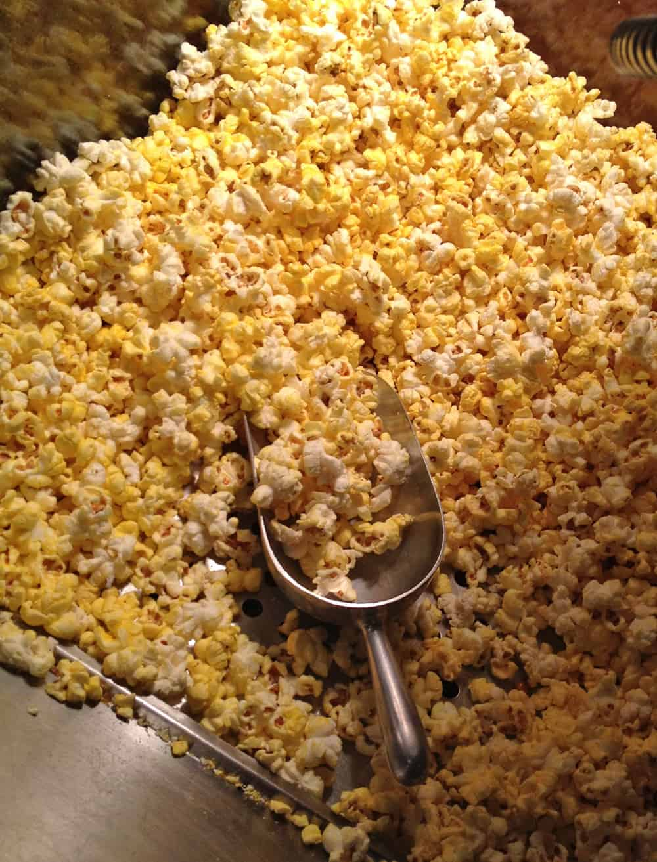 Super Bowl Popcorn at R&R Partners
