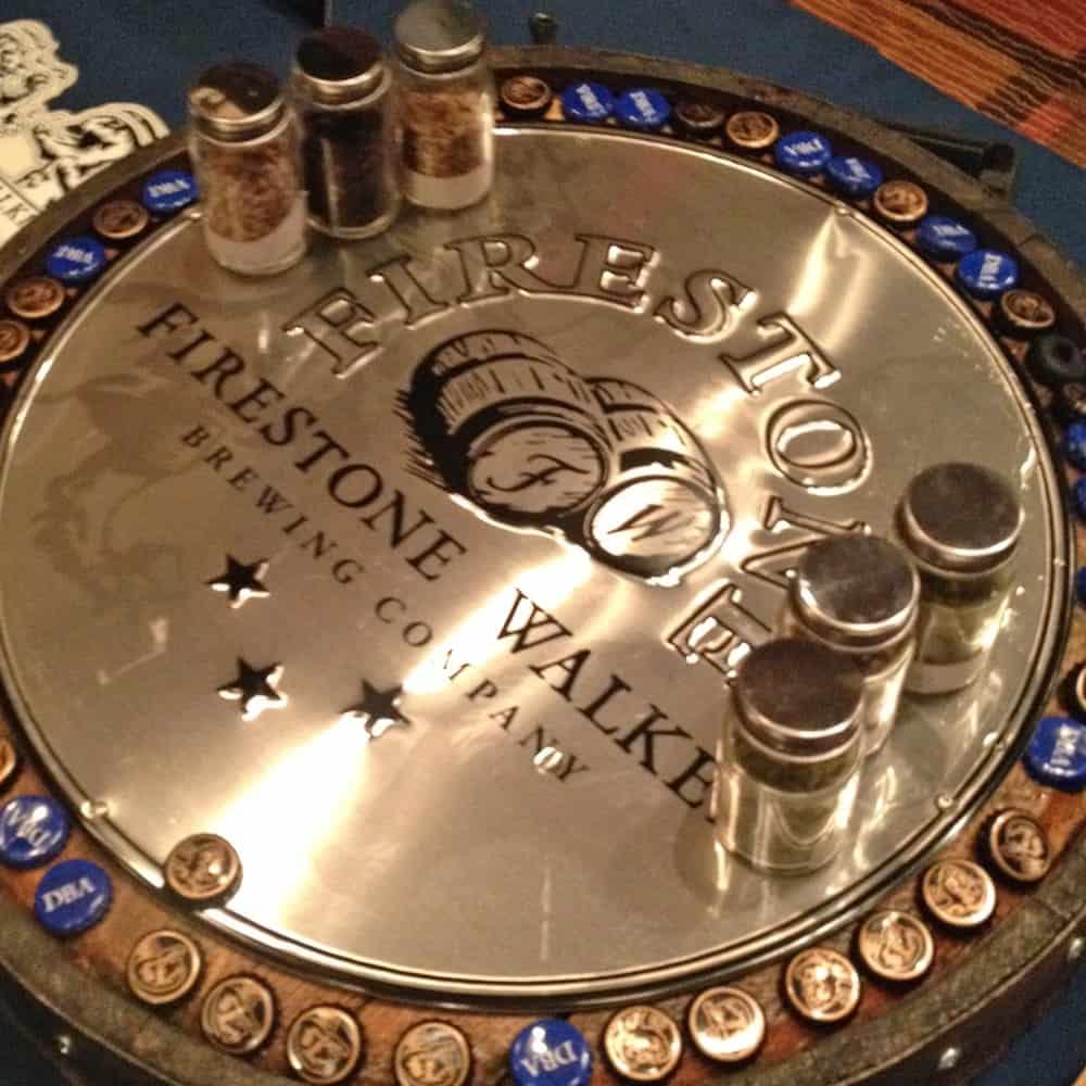 WhiskeyFest2014 - Firestone Walker Brewing Company