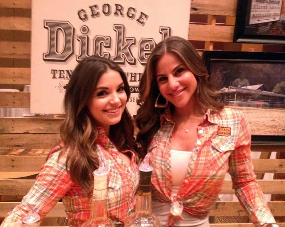 WhiskeyFest 2014 - George Dickel Ladies, Las Vegas, NV