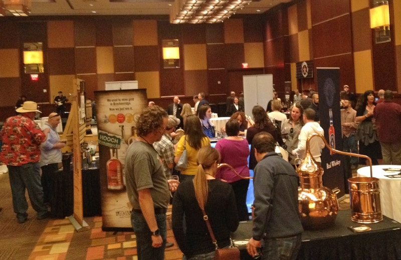 WhiskeyFest 2014 -The Grand Ballroom at Golden Nugget, Las Vegas, NV.