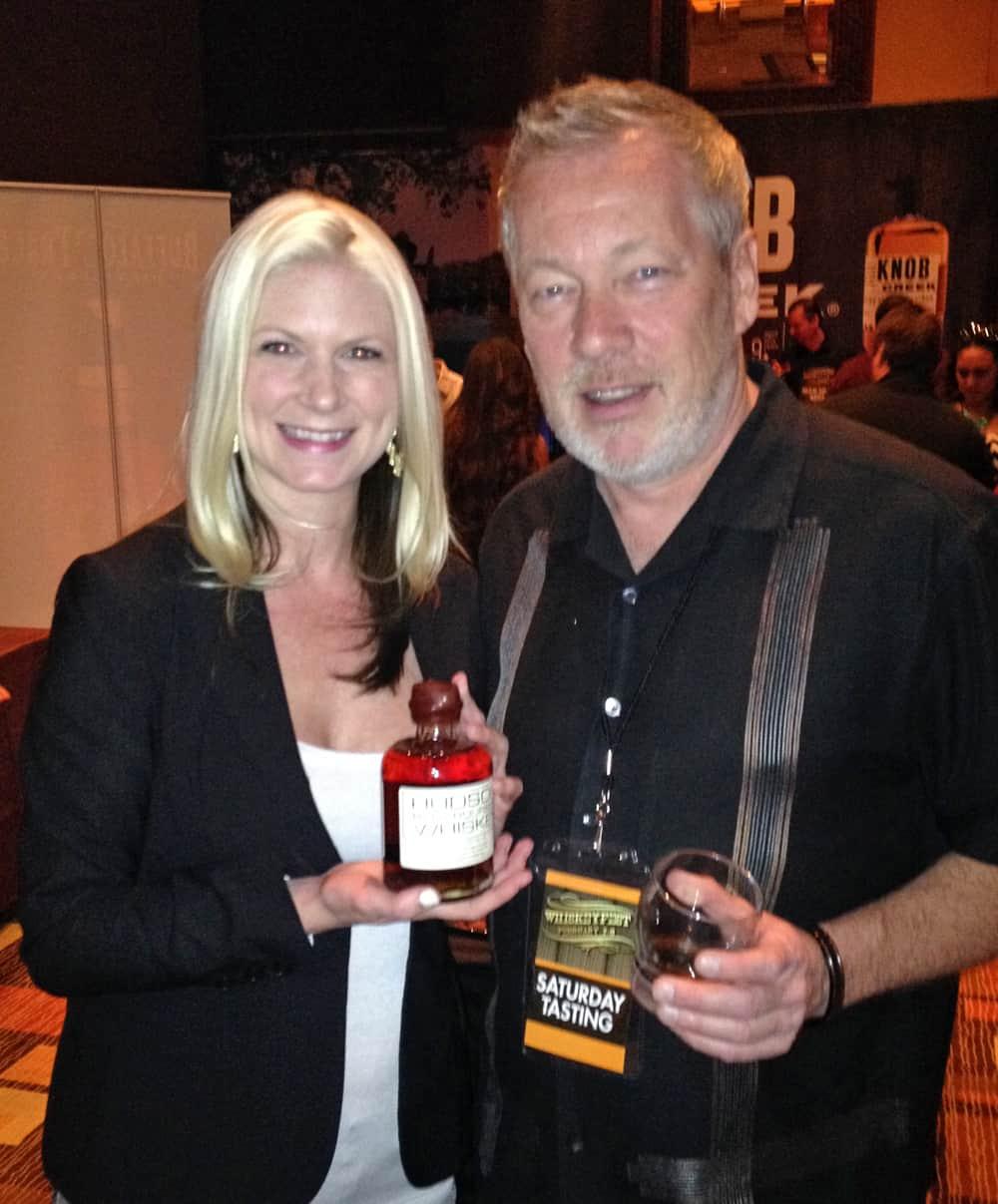 WhiskeyFest2014 - Hudson Whiskey