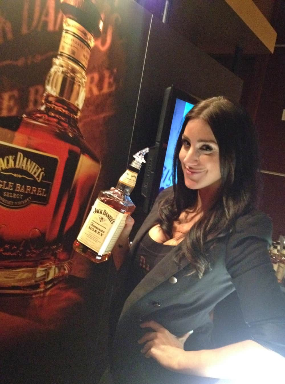 WhiskeyFest 2014 - Jack Daniels Honey, Las Vegas, NV
