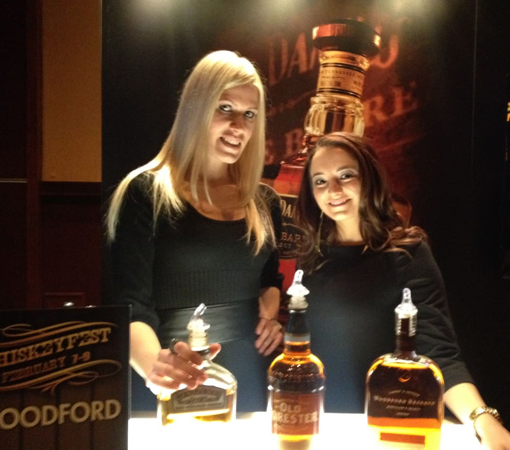 WhiskeyFest 2014 - Jack Daniels Ladies, Las Vegas, NV