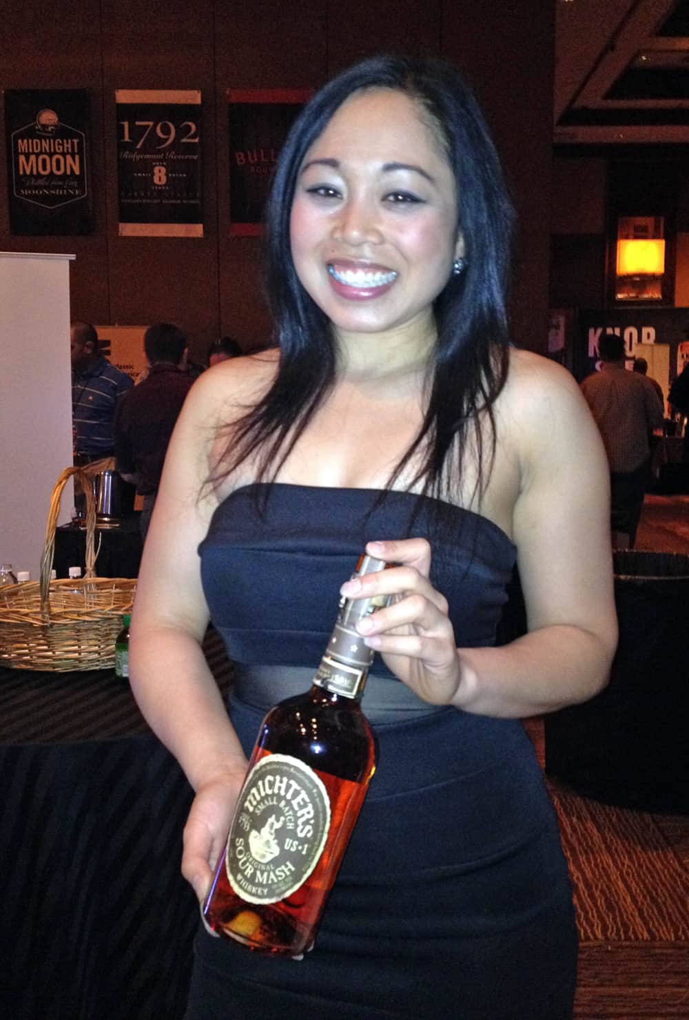 WhiskeyFest2014 - Mitchers Whiskey