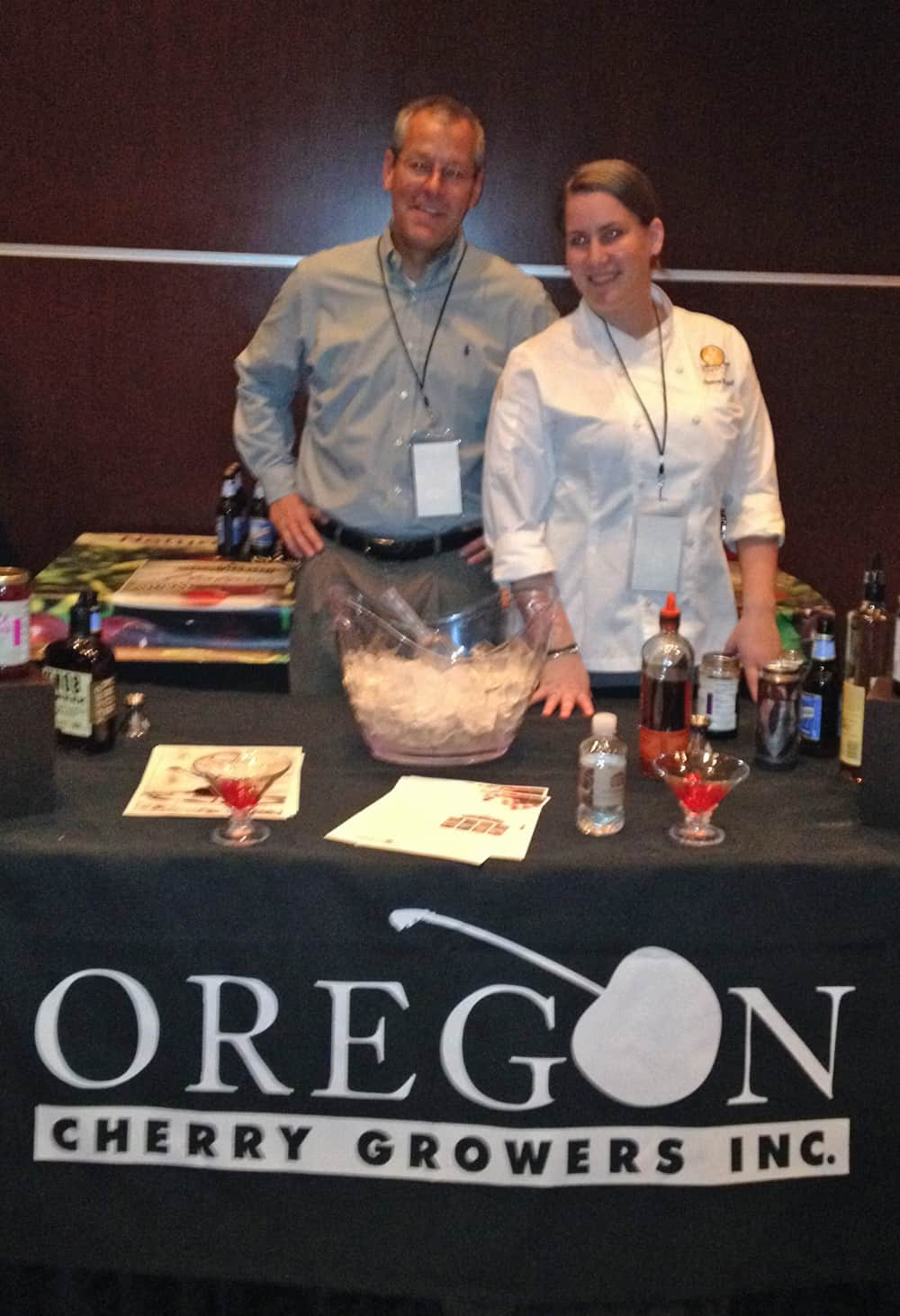 WhiskeyFest 2014 - Oregon Cherries