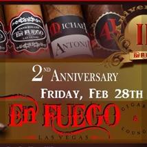 En Fuego 2nd Anniv Party, Las Vegas, NV 2014