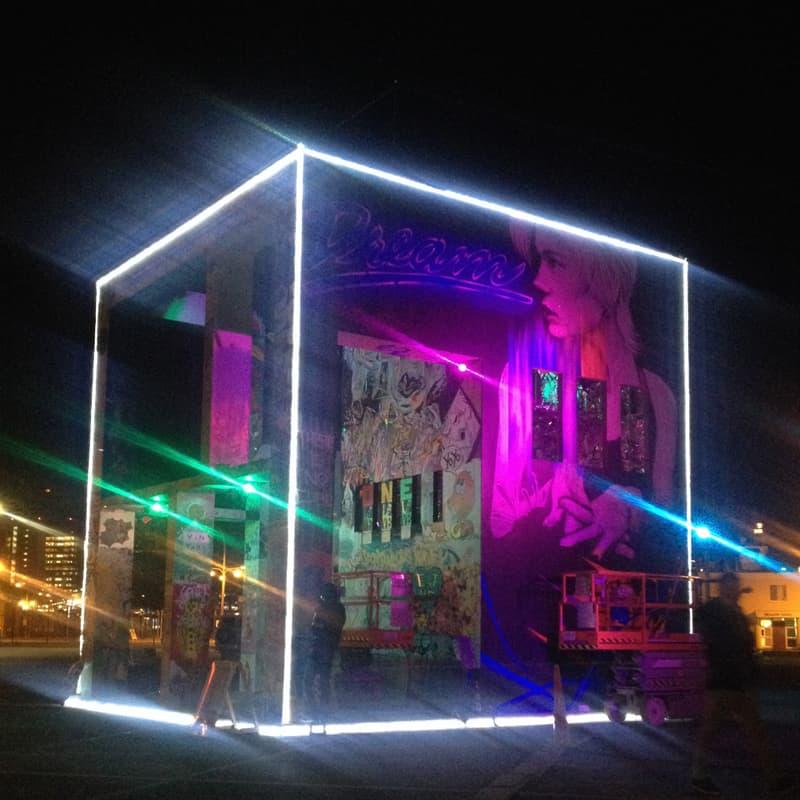 Life Cube Las Vegas on 03/18/14
