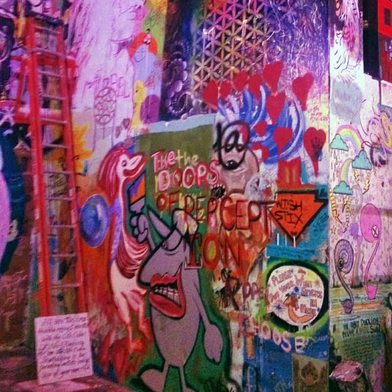 Life Cube Art 03/18/14 - Las Vegas, NV